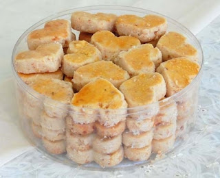 Resep Dan Cara Pembuatan Kue Kering Kacang Tanah