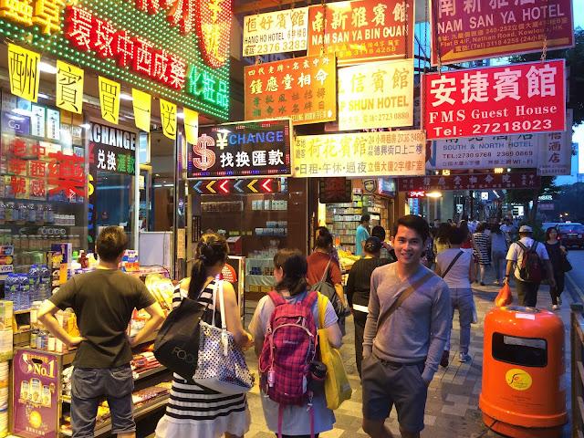 wisata hongkong