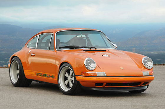 2011 Porsche Singer 911