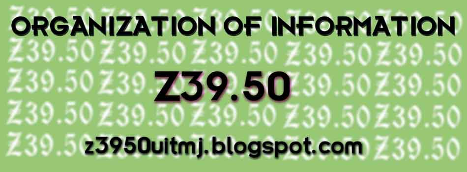 z39.50 orfanization of information