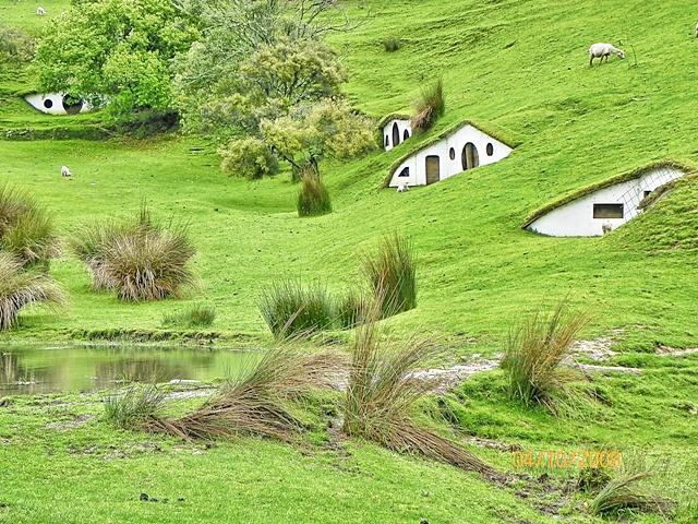 Nueva Zelanda y las Localizaciones de El Señor de los Anillos