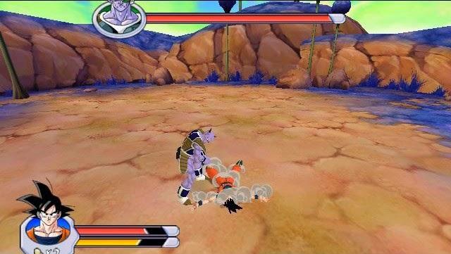 dragon ball z game free  full version