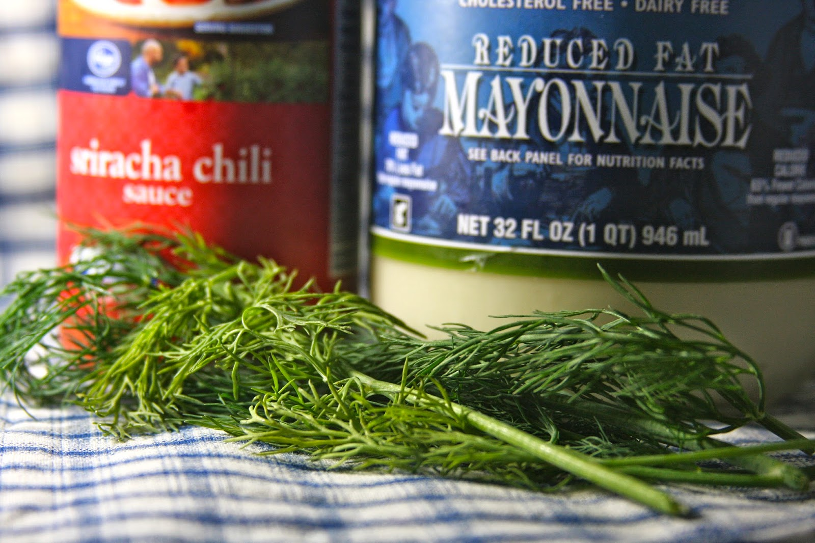 sriracha dill mayo ingredients