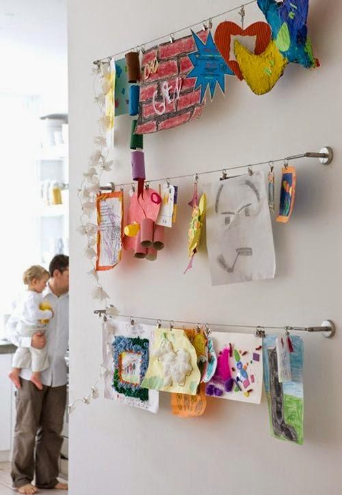 Ondeugende Spruit Knutselwerkjes Omtoveren Collage Ikea Hack