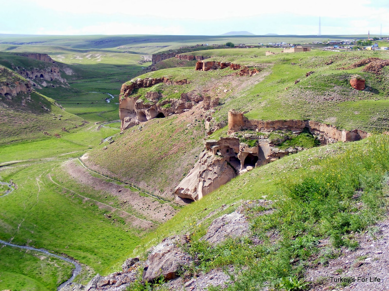 The Landscapes Of Ani, Kars