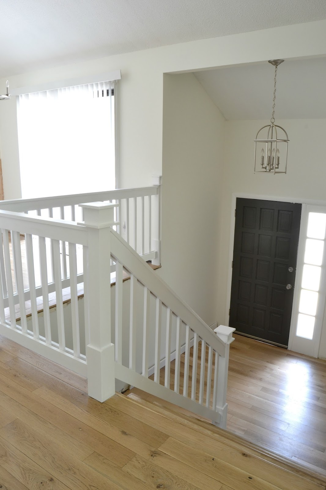 Livelovediy our 1970 39 s house makeover part 7 the painted for Step railing