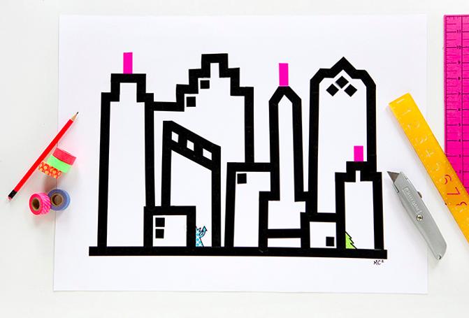 washi skyline   little haggi