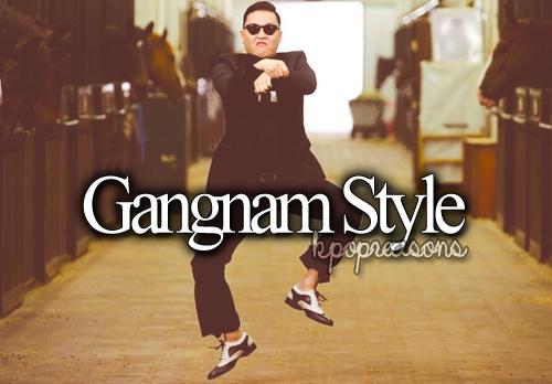 Lirik Lagu - Gangnam Style - PSY