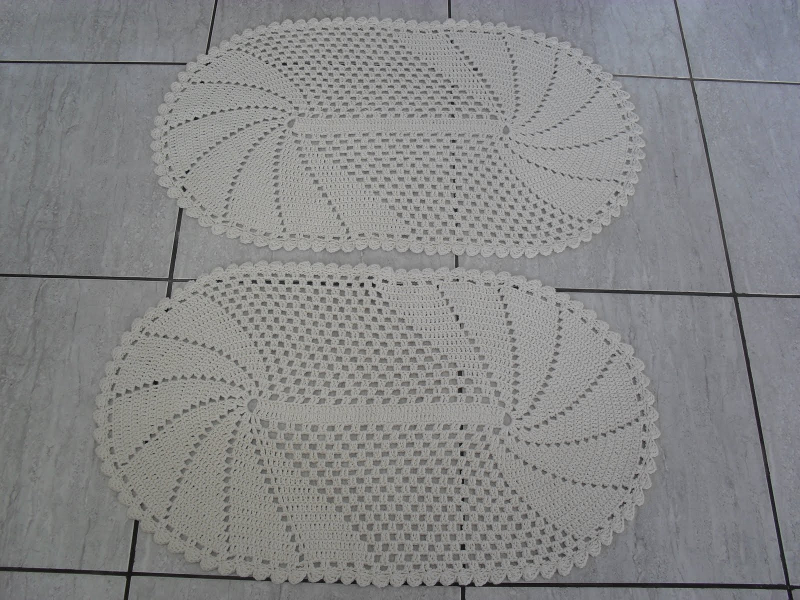 объемный коврик схема мастер класс