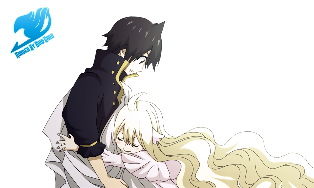 render Zeref & Mavis + Fairy Tail