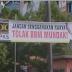 "PKS Sidoarjo Sebar Spanduk ""Tolak BBM Mundak"""