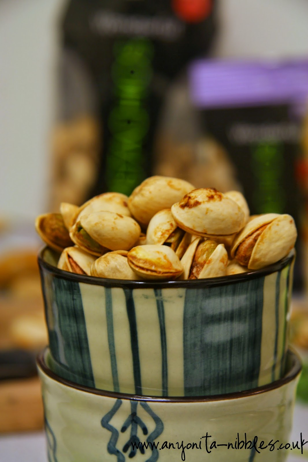 Wonderful Pistachios Sweet Chilli Pistachios from Anyonita Nibbles
