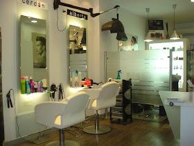 M nica dise os redecoremos una peluquer a - Salones de peluqueria decoracion fotos ...