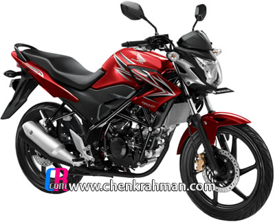 Spesifikasi Dan Harga Motor Honda CB150R StreetFire