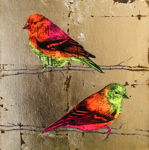 Paintings and Drawings by Louise McNaught