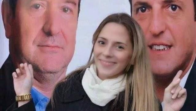 Rocio Gancedo ex GH Frente Renovador Sergio Massa
