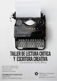 REIVENTAMOS EL TALLER DE ESCRITURA CREATIVA A PARTIR DEL MES DE OCTUBRE
