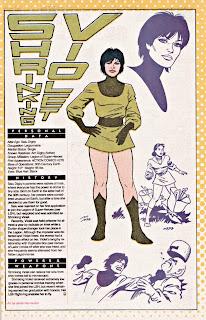 Violeta (ficha dc comics)