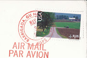 """. to Guam since the 16th Century."""" Guam was colonized by Spain from 1595 . (guam stamp)"""