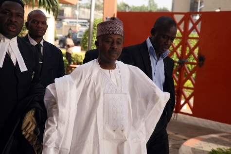FG Arraigns Farouk Lawan And Co-Suspect On A 7 Count Charge, Remanded In Prison