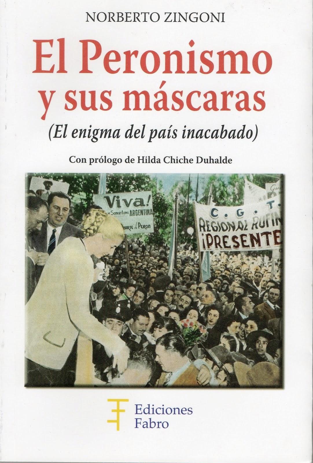 Libro - El peronismo y sus máscaras