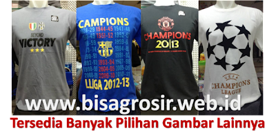 Sample Kaos Distro Bola