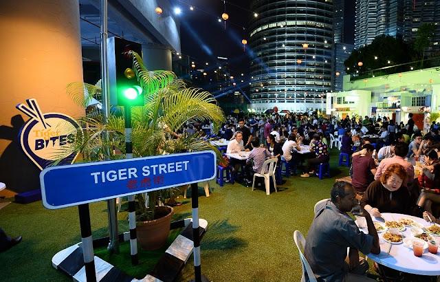Tiger Bites Street Food Festival avenue k