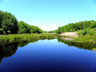 Calm And Peace River