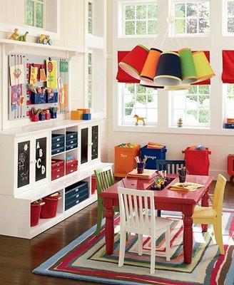 Kids Play Room Design on Playroom  La Vie Inspirations Creative Kid Playroom Creative Kid