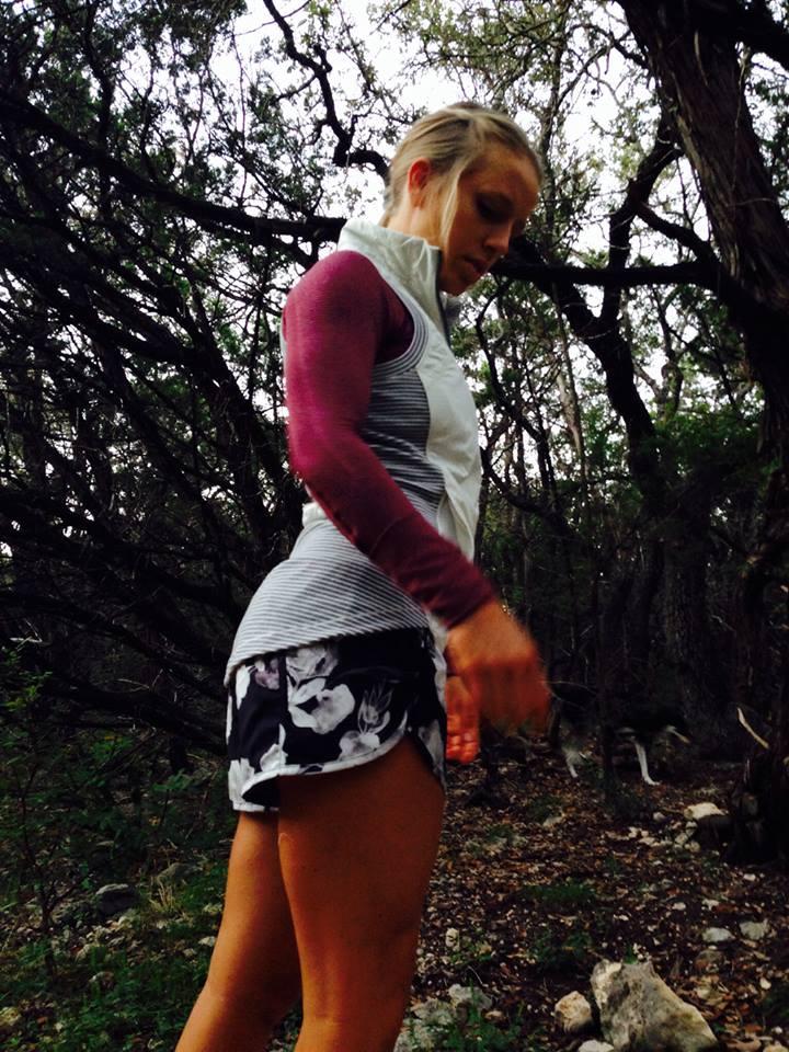 lululemon inky floral tracker ii shorts