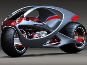 Mengintip Motor Masa Depan Milik Hyundai