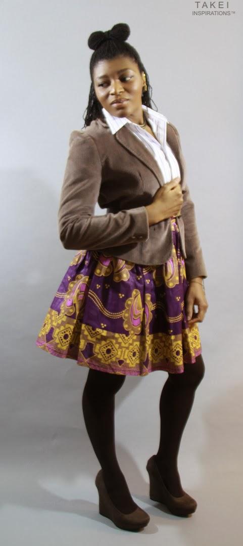 locs natural hair african fashion