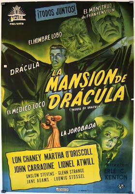 Drácula: La Mansión De Drácula (1945)