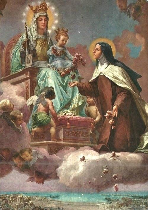 Sancta Teresia a Jesu Infante, ora pro nobis