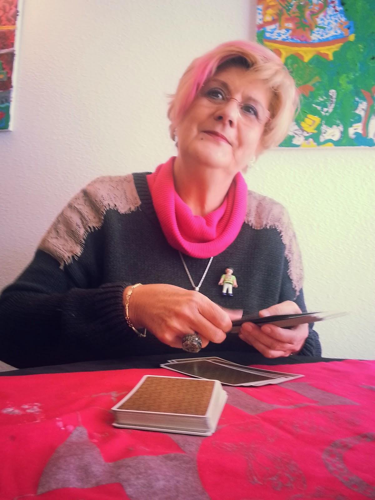 Consulta presencial videncia María Luisa Martín Vargas