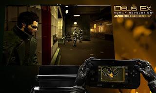 deus ex human revolution directors cut wii u screen 2 E3 2013   Deus Ex: Human Revolution   Directors Cut (Multi Platform)   Screenshots, Artwork, & Press Release