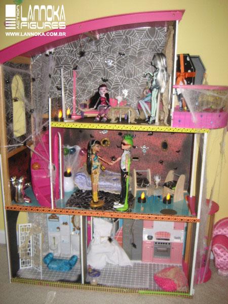 Jujuba monster high casas das bonecas mh - Casa de monster high ...