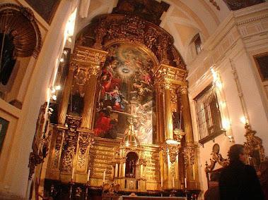 Visita Guiada: San Plácido y Antonio de los Alemanes