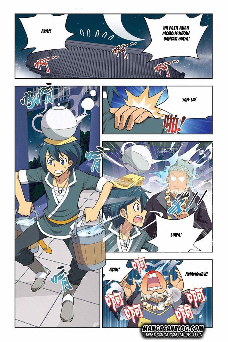 Battle Through Heaven Chapter 06-13