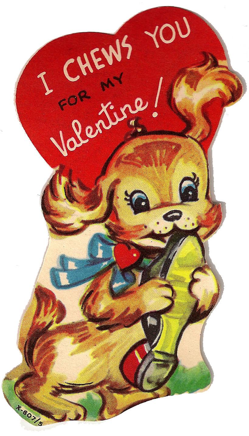 Very Merry Vintage Syle Happy Valentine S Day Vintage Valentine