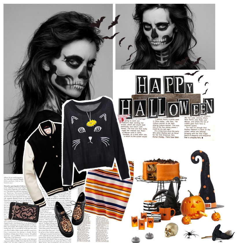 hello halloween from worldwide enter your blog name here