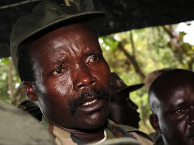 Il volto di Joseph Kony