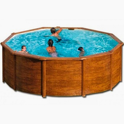 Piscinas lindas y modernas en fotos piscinas baratas - Piscinas de madera baratas ...