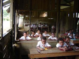pendidikan di papua
