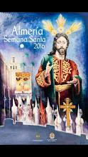 CARTEL OFICIAL DE LA SEMANA   SANTA  ALMERIA 2016