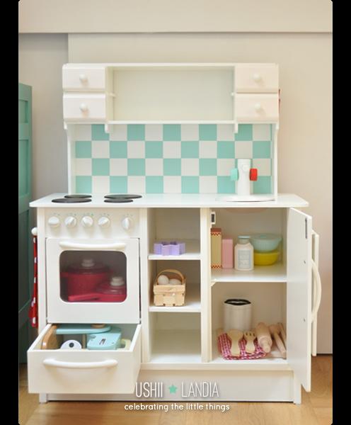 USHII ★ LANDIA celebrating the little things Znów zapraszam do kuchni! A w   -> Drewniana Kuchnia Dla Dzieci Jak Zrobic