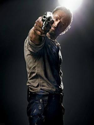 Foto Rick cuarta temporada The Walking Dead