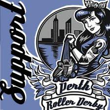 local roller derby!