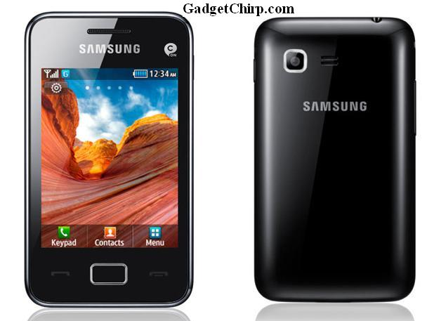Samsung Star 3 : Features & Specs
