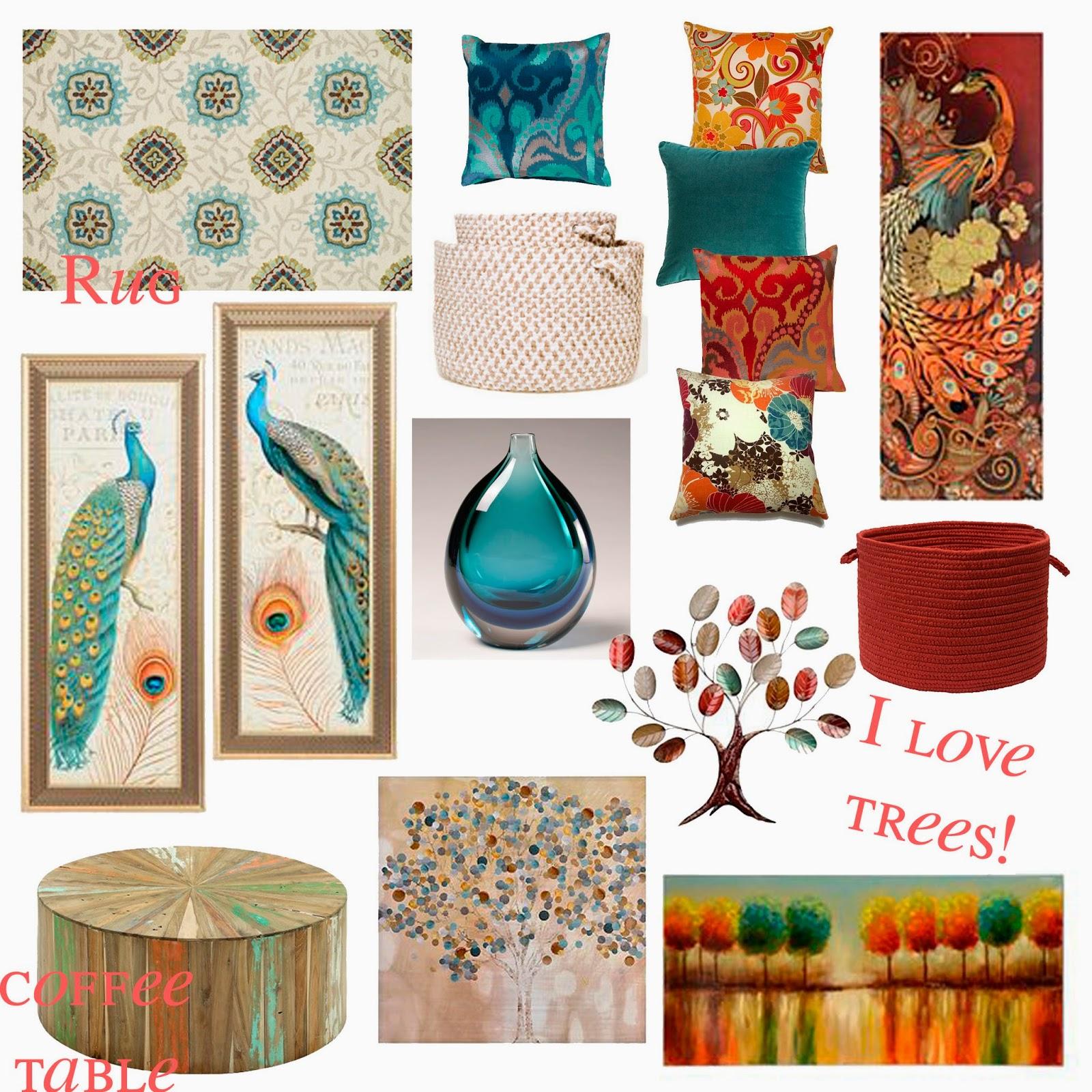 Britney Dearest Living Room Style Ideas Mood Board